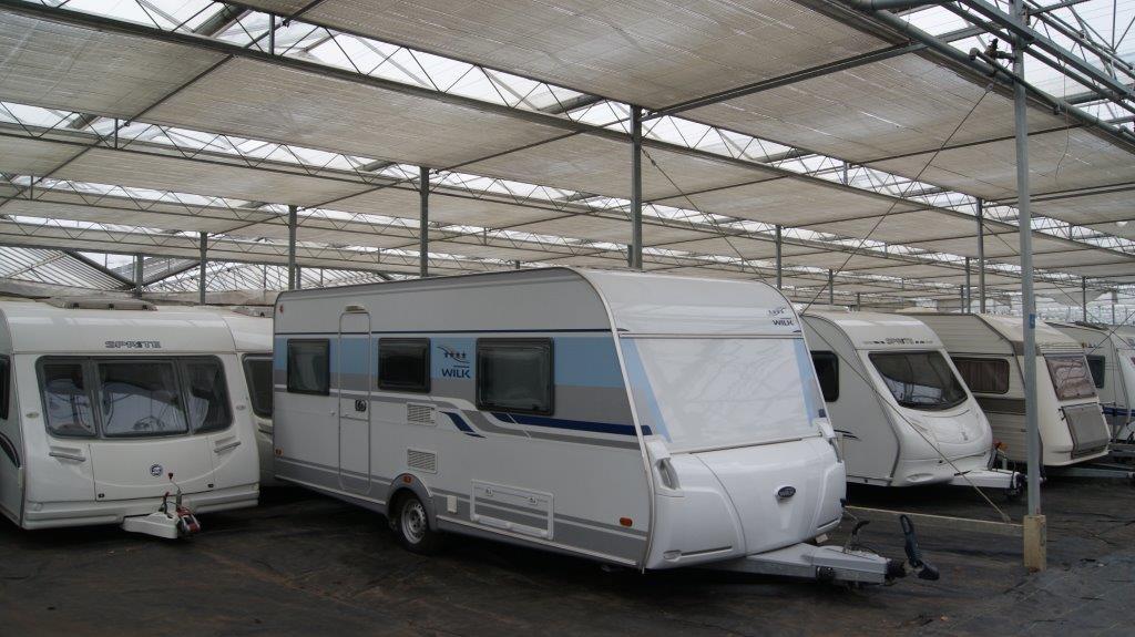 Onderhoud van uw caravan